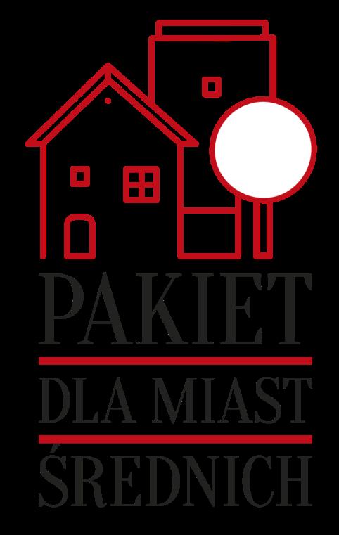 Logo pakietu dla miast średnich