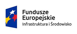 Logo FE z programem POIŚ