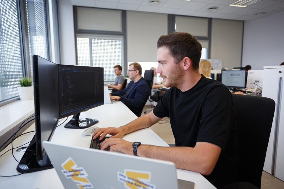 Grzegorz Ciwoniuk, współzałożyciel start-upu