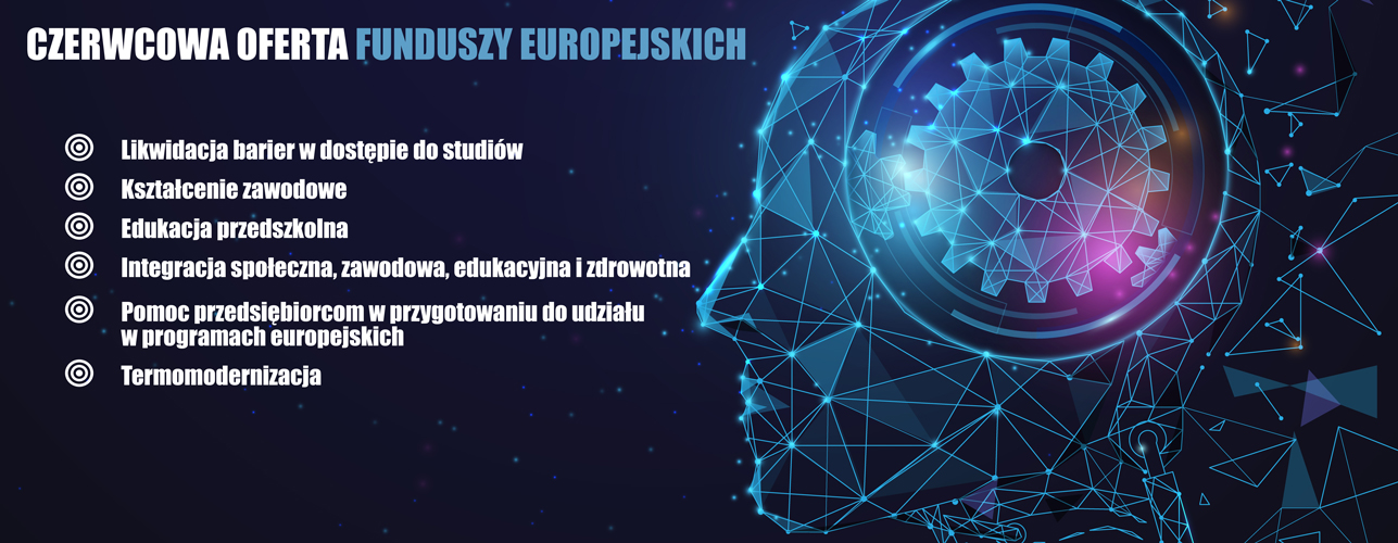 """Przekierowanie do wiadomości """"Czerwcowa oferta Funduszy Europejskich"""""""