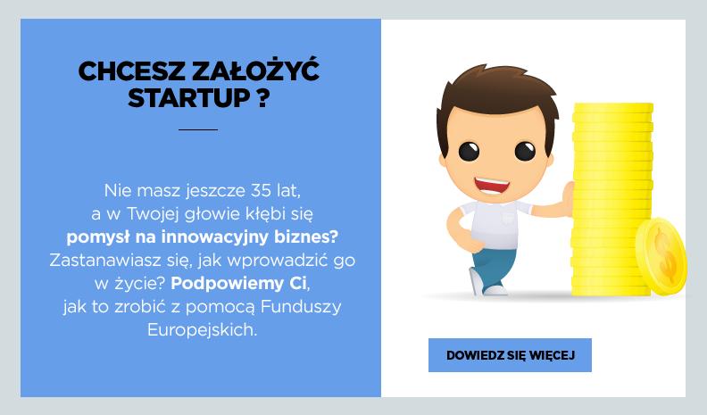 Chcesz założyć start-up
