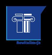 Ikona ilustrująca rewitalizację