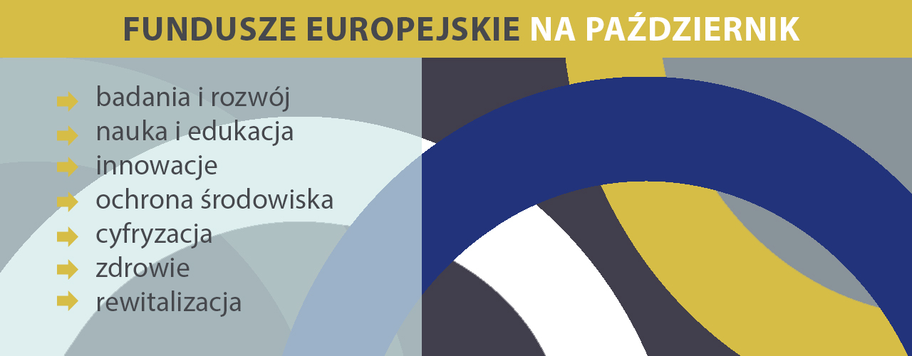 """przekierowanie do informacji """"Jesień, Fundusze Europejskie niesie"""""""